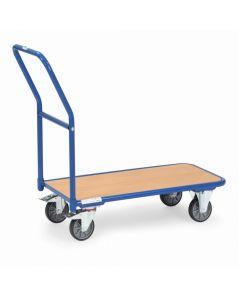 Transportwagen 400kg für schwere Lasten in blau